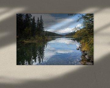 Valley of 5 lakes van Rob Bergman