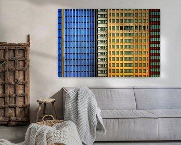 Windows auf die Stadt, Mathilde Guillemot von 1x