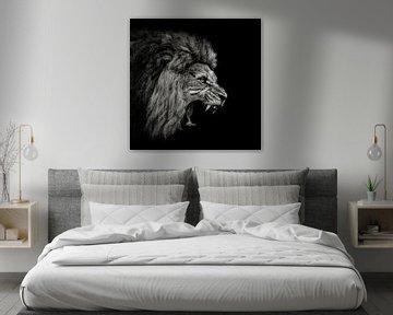 Roaring Lion # 2, Christian Meermann von 1x