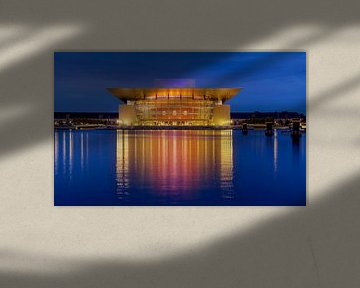 Oper in Kopenhagen, Dänemark von Adelheid Smitt