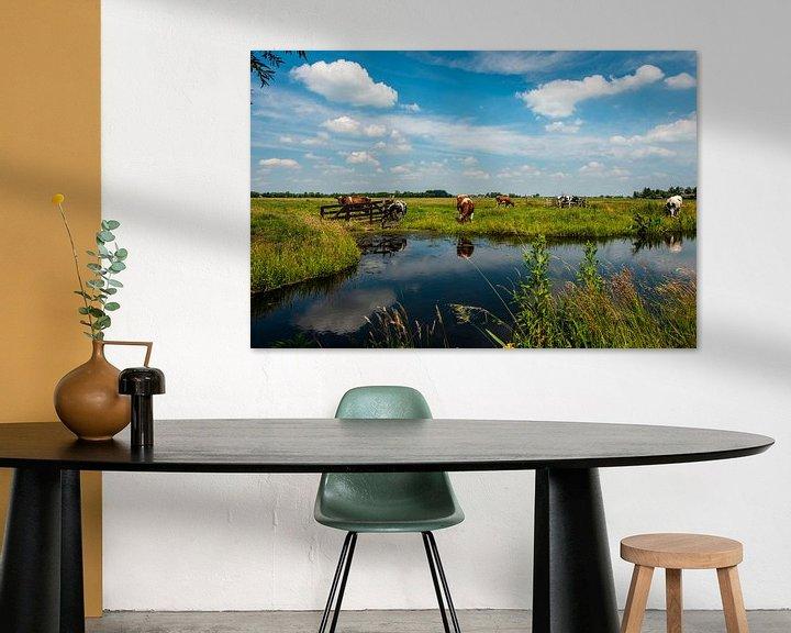Sfeerimpressie: Hollandse Landschappen van Brian Morgan