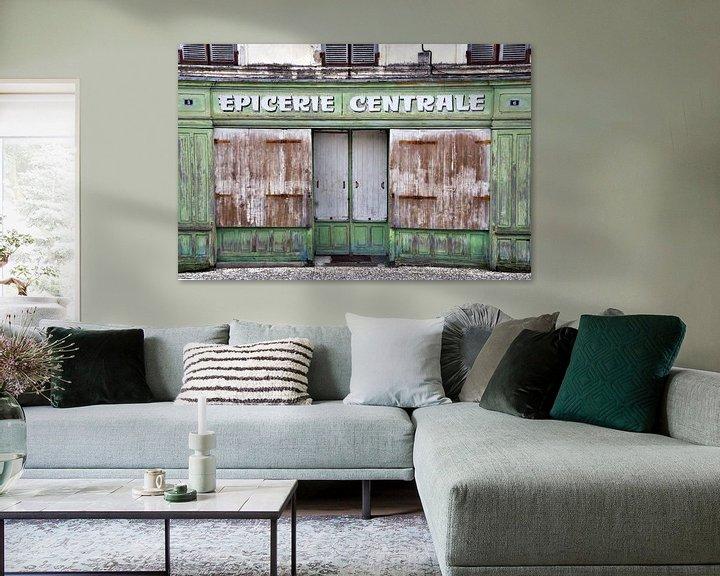 Sfeerimpressie: Epicerie / kruidenier van Harrie Muis