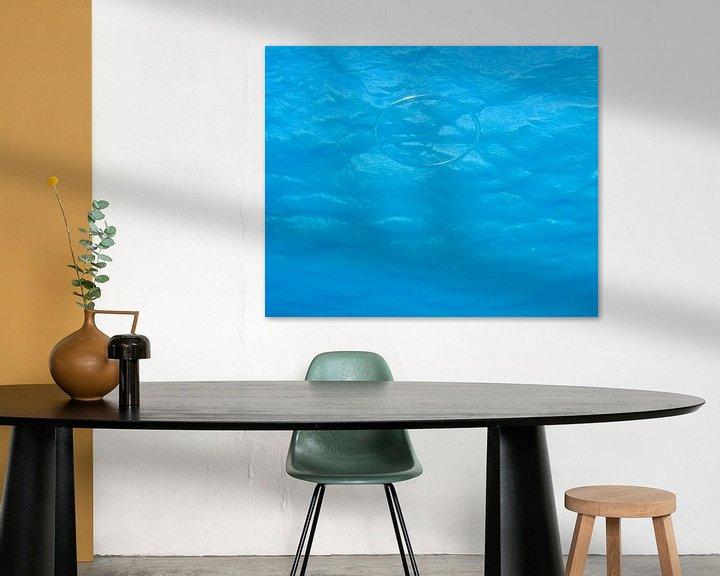Sfeerimpressie: Onderwater Ring van M DH