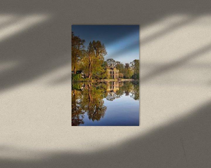 Beispiel: Landhaus Rupelmonde an der Vecht von Frans Lemmens