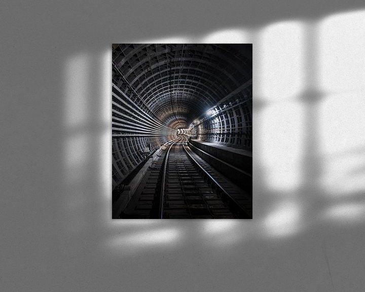 Beispiel: Star Wars-Tunnel von Jeroen van Dam