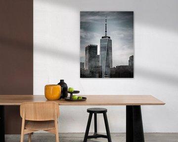 Tower of Freedom van Marcel Kool