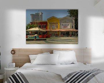 Neue Gebäude in Pattaya von Andreas Marquardt