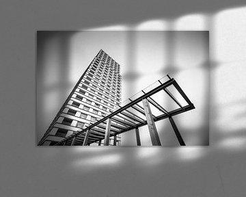 Der Hieronymus-Turm, 's-Hertogenbosch, Niederlande. von Marcel Bakker