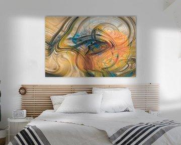 Digital abstract 21