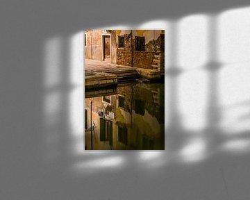 Stiller Abend in Venedig von Mischa Corsius