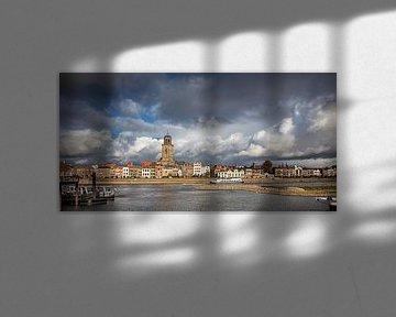 Skyline von Deventer am IJssel