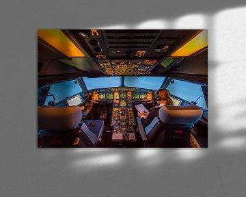 Cockpitarbeit von Denis Feiner