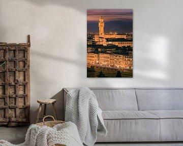 Palazzo Vecchio, Florence, Italië