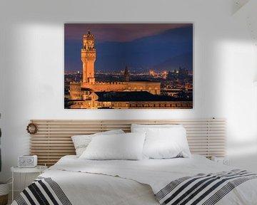 Palazzo Vecchio, Florenz, Italien