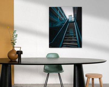 durf jij de trap op te lopen van Sabine Brederode Photography