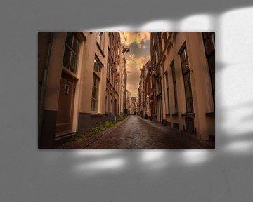 Lange straat van peterheinspictures