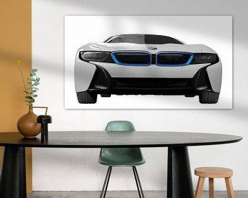 BMW i8 van aRi F. Huber