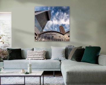 Wilheminapier Rotterdam kleur