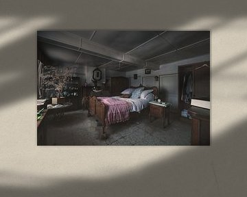 slaapkamer 5 van romario rondelez