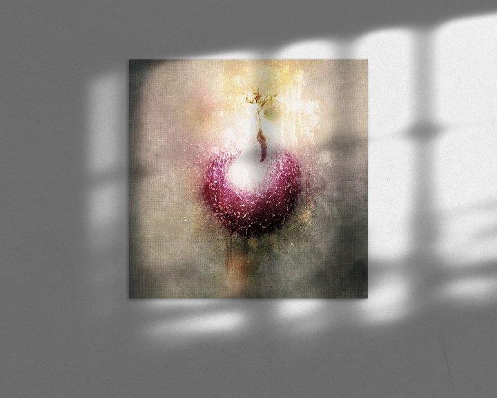 Sfeerimpressie: Appeltje voor de dorst (kunst) van Art by Jeronimo