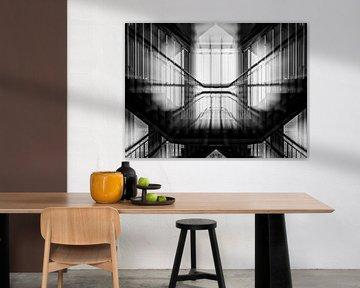 Architektur-Kunst von Ellen Driesse