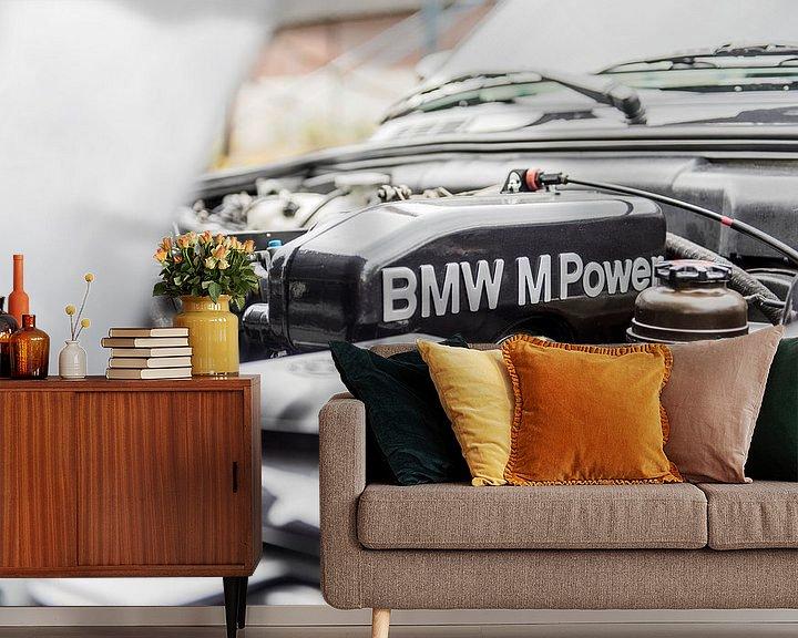 Sfeerimpressie behang: S14 power! BMW M van Sytse Dijkstra