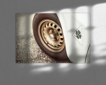 Alfa Romeo Giulia Sprint GTA Wheel