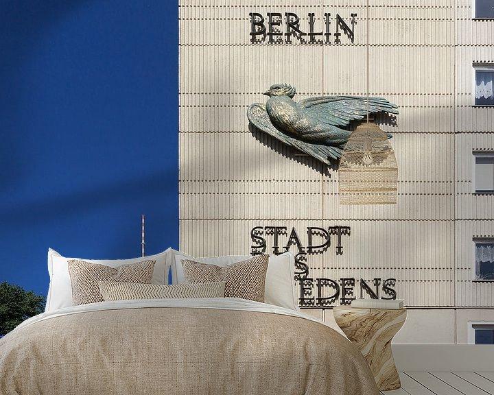Impression: Berlin - Ville de la paix sur Frank Herrmann