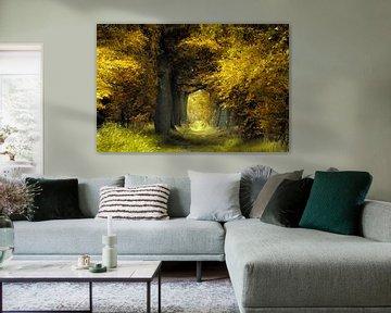Morgendlicher Herbst von Kees van Dongen