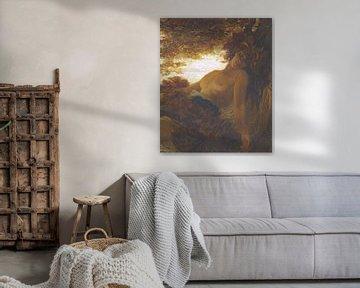 topless Herbst, Herbert James Draper von Atelier Liesjes