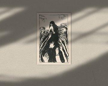 Die Hände, Edvard Munch