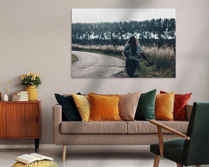 Beispiel: Spaziergang durch die Natur von Linda Blokland