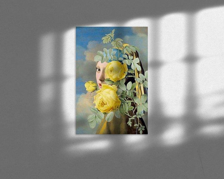 Sfeerimpressie: Meisje met de Parel - The Yellow Roses Edition van Marja van den Hurk