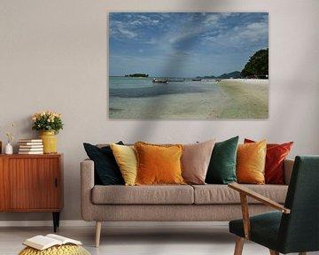 Strand - Koh Samui van Ronald Jan Groen