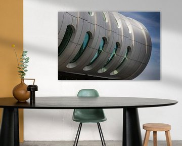 Architektur, Las Palmas Rotterdam von Gerard Lakerveld
