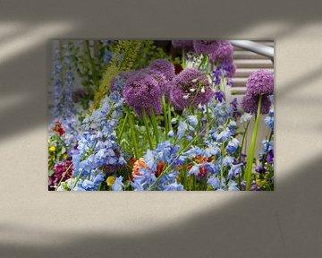 Blumen und Pflanzen in allen Farben von Veerle Van den Langenbergh