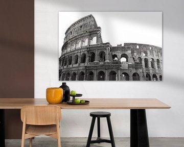 Colosseum II (Seamless White)