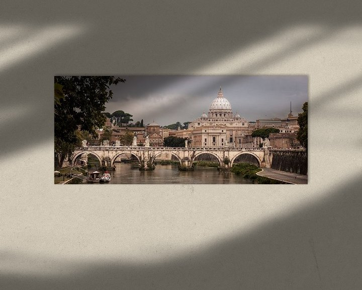 Sfeerimpressie: Rome Vaticaan van Joram Janssen