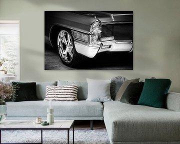 Der Oldtimer-Cadillac von Martin Bergsma