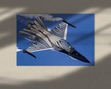 Dark Falcon comes down van Nildo Scoop