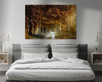 Autumn's Not That Cold van Kees van Dongen