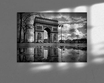 Arc d'Triomphe von Lysanne Artcrafx