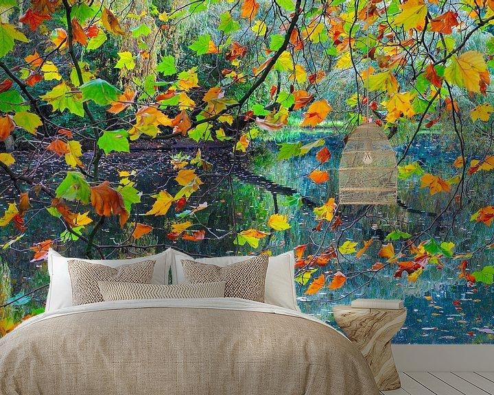 Impression: Autumn in Holland sur Rob IJsselstein