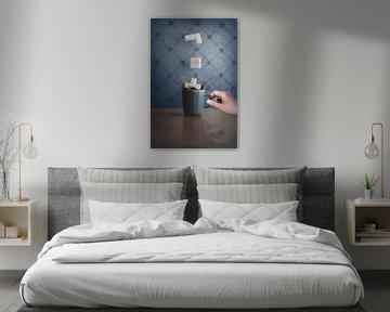 Gamer coffee von Elianne van Turennout