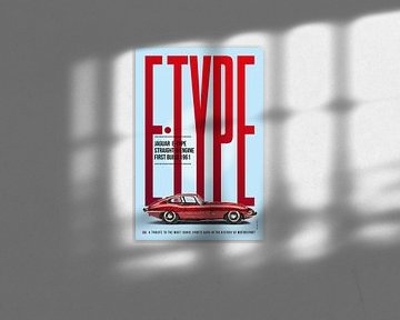 E-Type Tribute von Theodor Decker