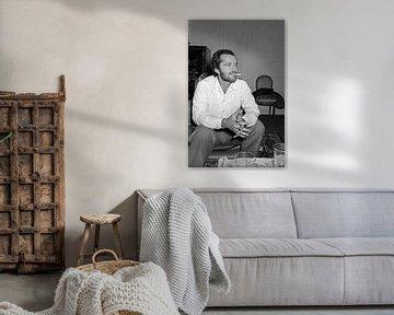 Jack Nicholson, Parijs 1974 van Bridgeman Images
