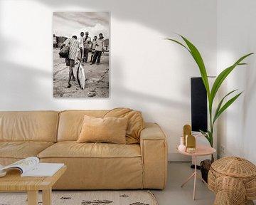 The big fisch - Analoge Fotografie! von Tom River Art