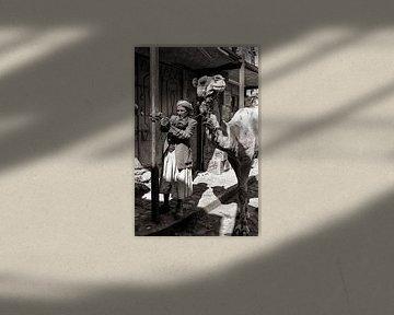 Old Man Camel - Analoge Fotografie! von Tom River Art