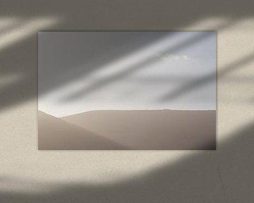 Lanzarote zonsondergang I van Jacqueline Lemmens