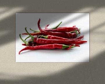 Italiaanse pepers van Ronenvief